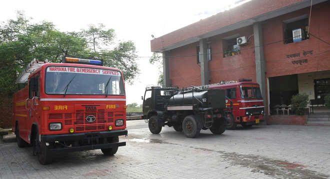 Panchkula Fire Department short of staff