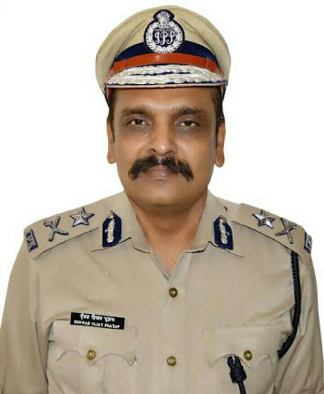 IG Kunwar — No-nonsense officer with 'Dabang' image