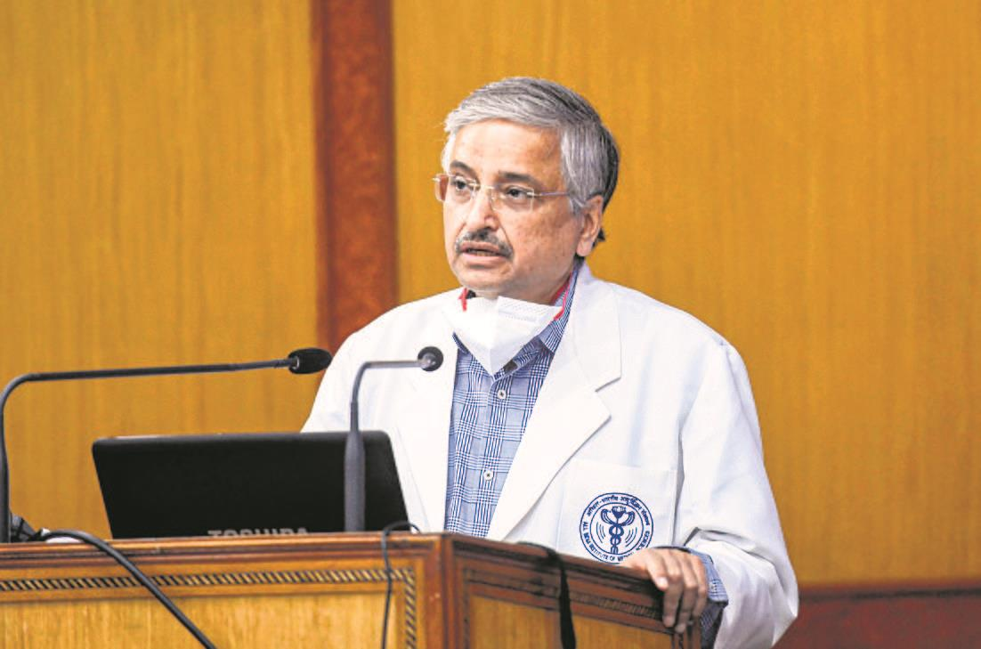 Laxity, mutants to blame: AIIMS chief