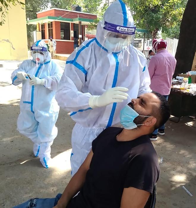 Free vaccine for 18-plus in govt hospitals in Punjab: Amarinder