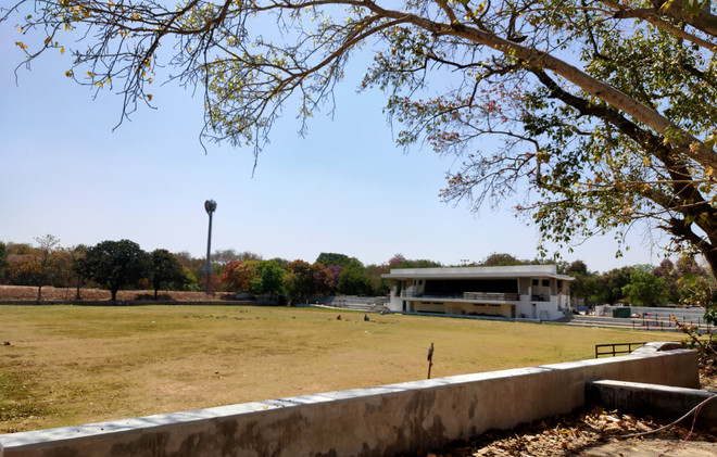 Sector 17, Chandigarh football stadium on verge of completion