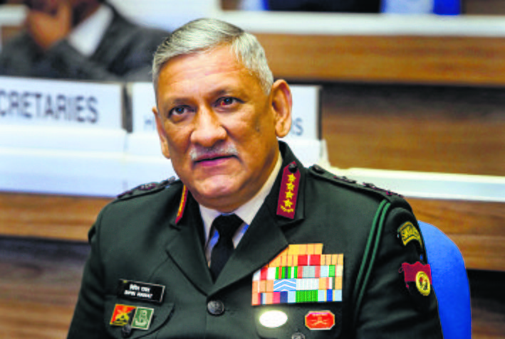 Integration of forces need of hour: Gen Bipin Rawat