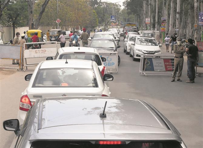 Covid: Dhakoli residents taken aback