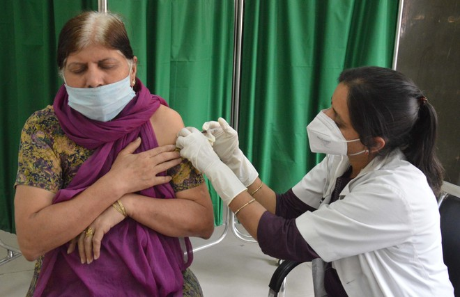 Ludhiana district reports 2nd highest daily Covid cases in Punjab