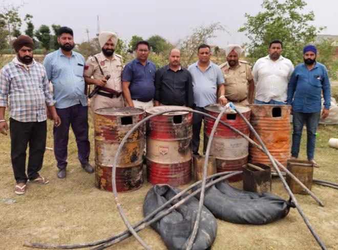 19K litres of lahan destroyed