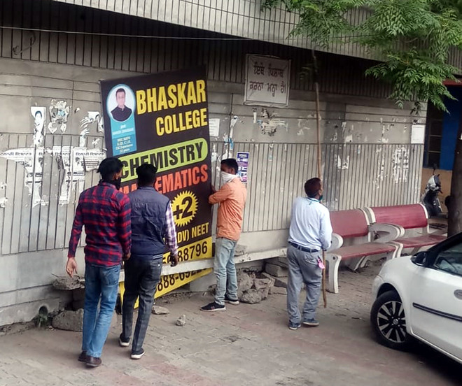 Printers to face music for defacing public property in Amritsar
