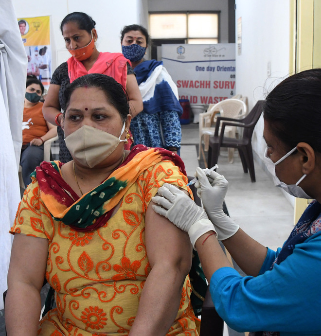 1,476 in 45-59 age group inoculated for Covid in Panchkula