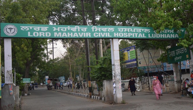 Staff crunch ails Civil Hospital, Ludhiana