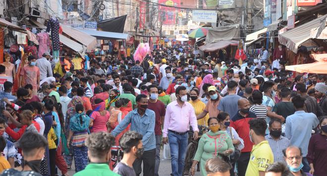 No respite: Jalandhar district sees four deaths, 445 fresh cases