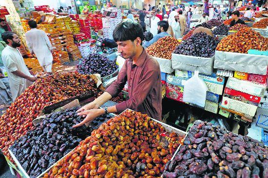Pakistan's tottering economy