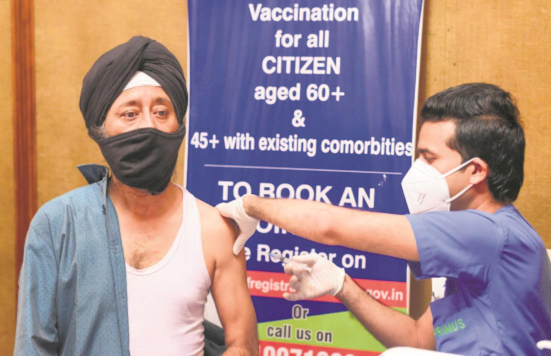 Four more vaccines in pipeline