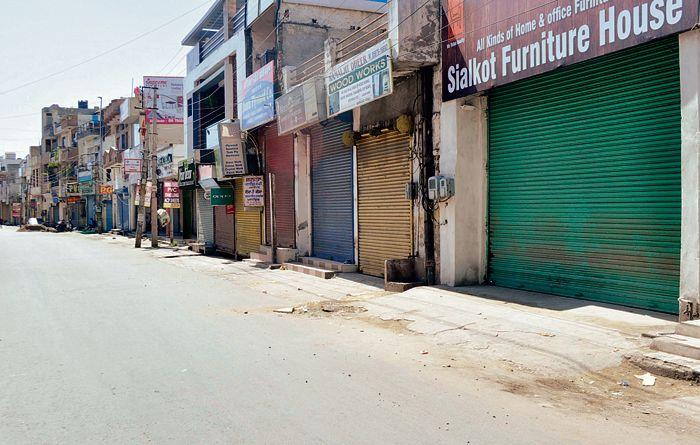 Patiala witnesses complete shutdown