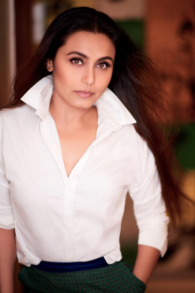 Rani Mukerji's advice to young girls wanting to become an actor