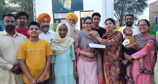 25-yr-old sarpanch gets her village two national awards