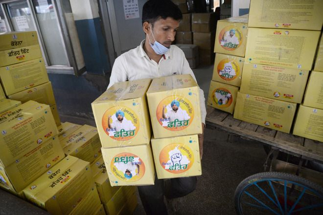 Patiala: Short on 'Fateh' kits, dept recycles oximeters