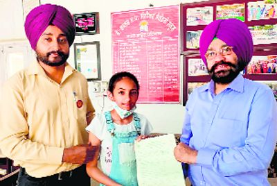 Teachers' union chief sets example by enrolling his daughter in govt school