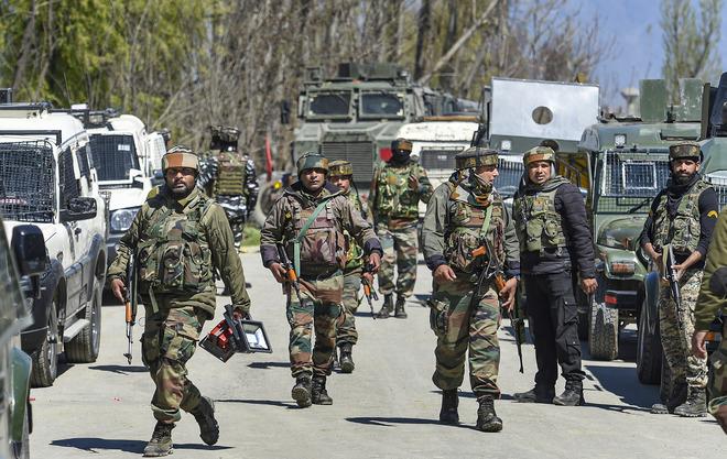 Jammu IGP reviews security situation in Kishtwar district