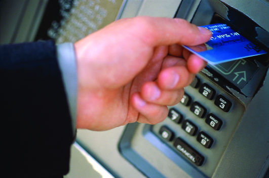Fraudsters' new modus operandi to withdraw money from ATMs