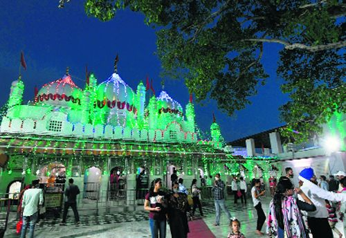 Symptomatic devotees to be tested at Mansa Devi temple