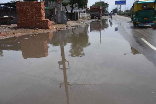 89% city area sans storm water drainage system