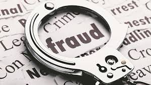 Bank manager held for fraud