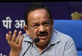 Harsh Vardhan rules out vaccine for all, slams Maharashtra, Punjab, Delhi
