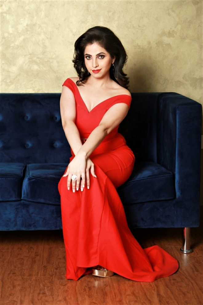'One thing led to another,' says actress Anupama Solanki