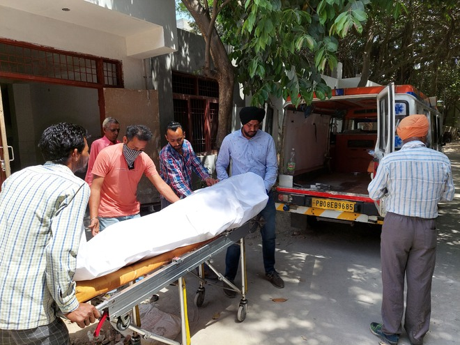 Aakhri Umeed' to cremate Covid victims