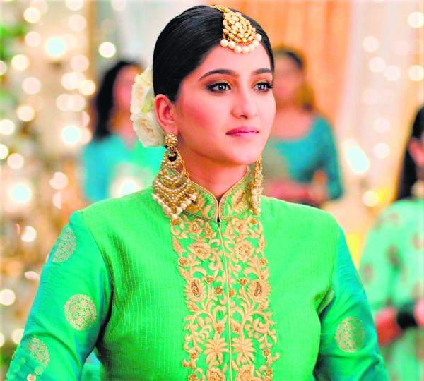 Nimrit Kaur Ahluwalia returns to Choti Sarrdaarni