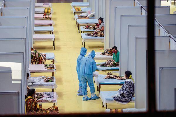 Oxygen leak kills 24 patients in Nashik