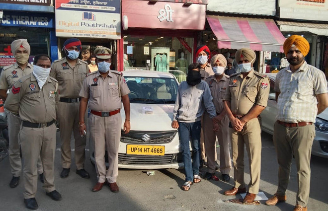 Nepalese held in Ludhiana's Model Town robbery case
