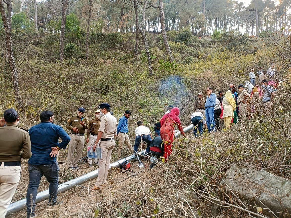 Himachal districts clash over water source