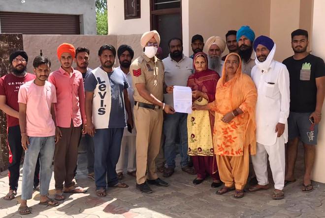 Panchayats in Patiala say won't furnish bail bonds of drug peddlers
