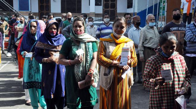 BJP suffers setback in Kangra