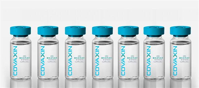 Covaxin kills double mutant strain: ICMR