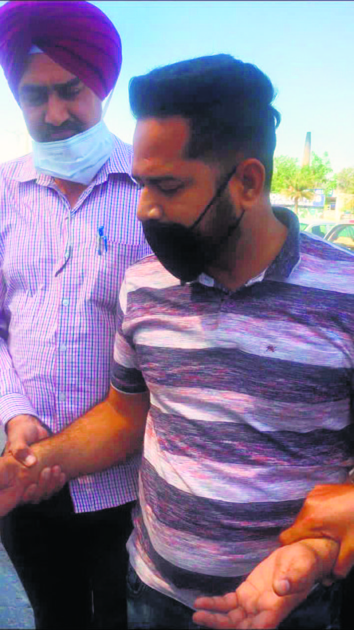 Forest guard held for Rs 4.5L bribe