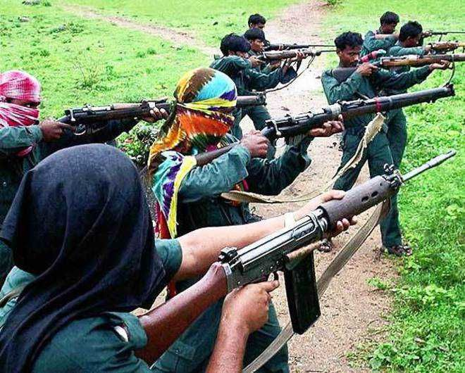 Naxals likely to step up attacks against security forces: Intel