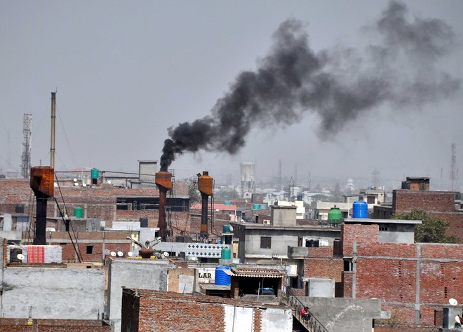 Ludhiana district gets Rs 26 crore for air quality improvement