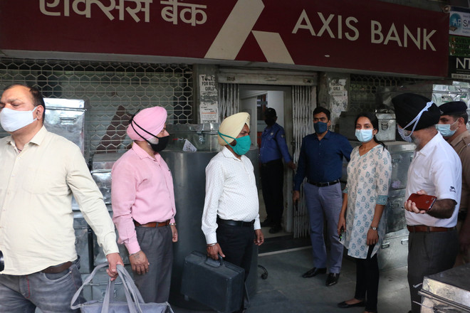Rs 4.04 crore stolen from bank in Chandigarh's Sector 34, guard missing