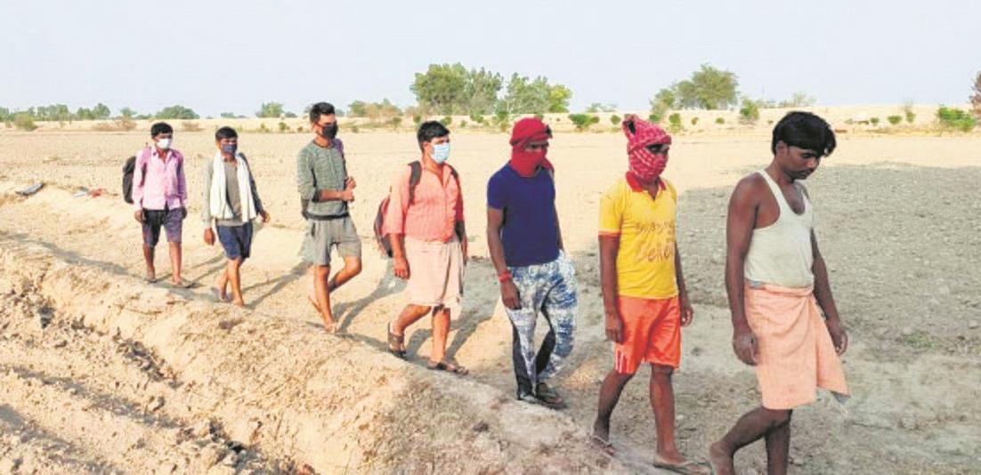 No 'bonded labour', Punjab cops refute BSF claim