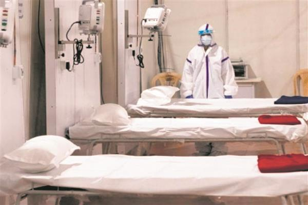 Army pitches in for Covid care in Chandigarh