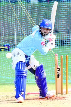 Pant eager to take on Dhoni in first match as captain