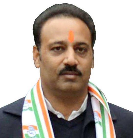 MLA Sanjay Talwar raises questions over 'illegal' constructions