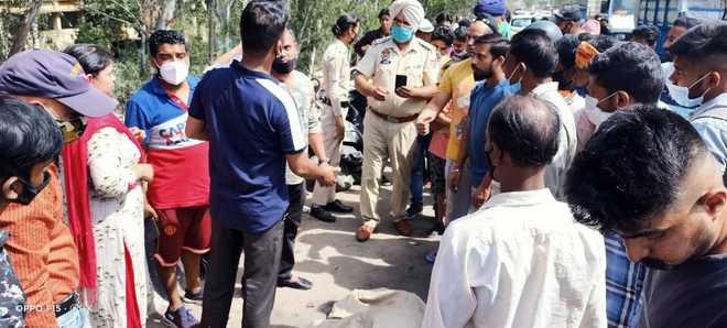 Teenager crushed to death under truck on DAV flyover