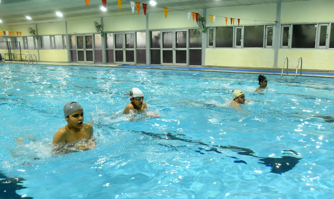 Chandigarh pools set to reopen this month