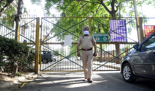 Lockdown imposed in two Dugri areas in Ludhiana