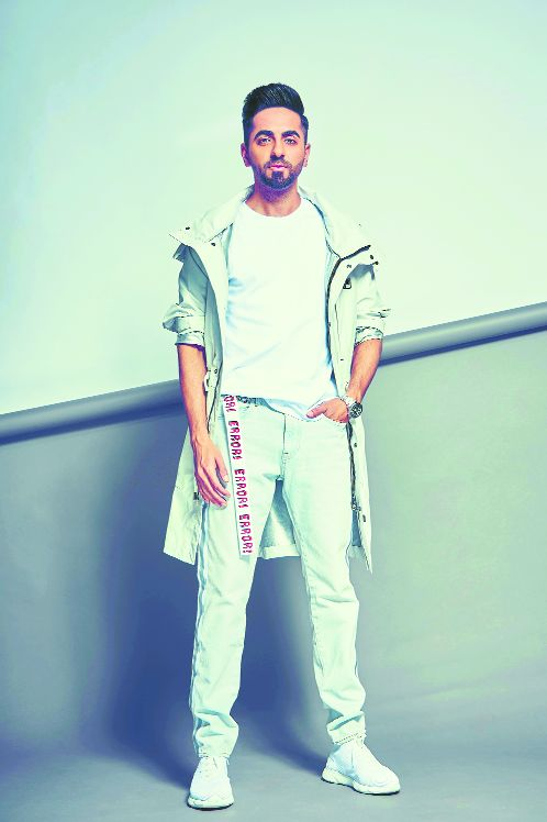 Ayushmann Khurrana's reveals he was very nervous about his debut film Vicky Donor