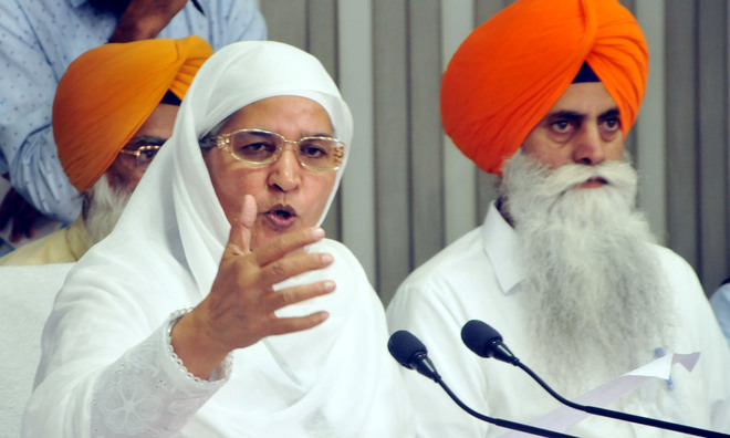 SGPC passes resolution against RSS for suppressing other religions