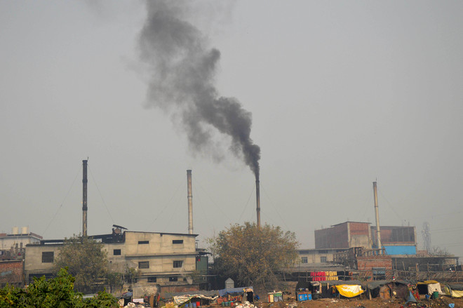 Ludhiana residents gasp for breath as factories, dyeing units rain ash