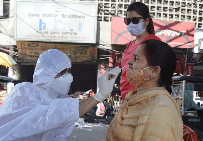 10 dead, 758 test positive for Covid in Ludhiana